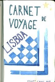 Carnet de voyage a Lisbonne