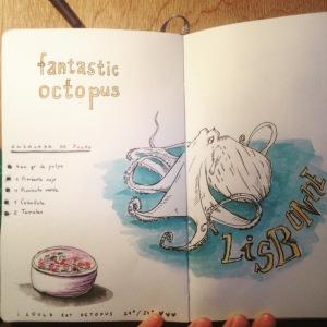 fantastic octopus
